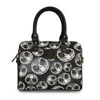 The Nightmare Before Christmas Sugar Skull Jack Mini City Crossbody Bag