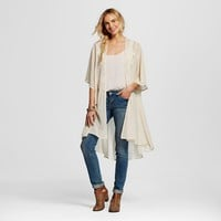 Women's Cardigan Ivory - Flying Tomato (Juniors')