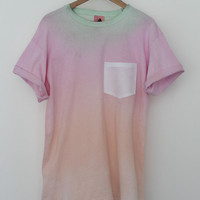 ANDCLOTHING — Jellyfish Dip Dye Tee SOLD OUT