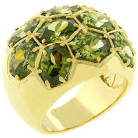 Spring Dome Ring, size : 05