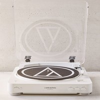 Audio-Technica White AT-LP60 Bluetooth Record Player | Urban Outfitters