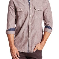 Jeremiah | Wade Brushed Chambray Shirt | Nordstrom Rack