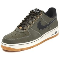 Nike Air Force 1 488298-206 Green For Women Men Running Sport Casual Shoes Sneakers