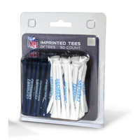 San Diego Chargers NFL 50 imprinted tee pack