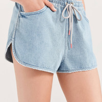 BDG Dazed Dolphin Chambray Short | Urban Outfitters