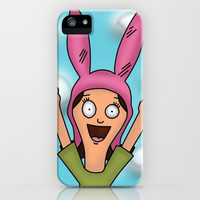 Bob's Burgers - Louise iPhone & iPod Case by babybirdie09