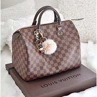 LV Tide brand men and women wild handbag travel bag