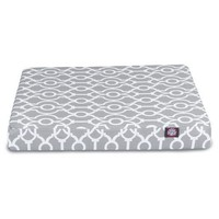 Athens Orthopedic Memory Foam Rectangle Dog Bed by Majestic Pet Products