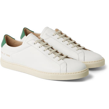Common Projects - Achilles Leather from
