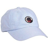 Frat Hat in Hydrangea Blue by Southern Proper