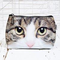 Tabby Cat Wash Bag - Urban Outfitters