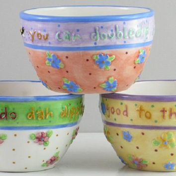 Sue Dreamer Condiment Bowl set-863630