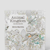 Animal kingdom: color me, draw me by Millie Marotta