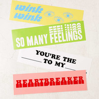 Vintage Bumper Sticker - Urban Outfitters