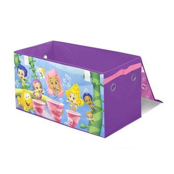 Bubble Guppies Collapsible Storage Trunk