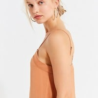 UO Debbie Square-Neck Cami | Urban Outfitters