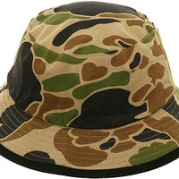 Duck Camo Bucket Hat by FlexFit | Hat Club
