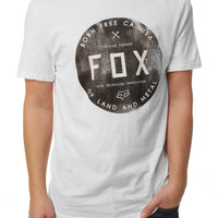 Fox Racing Men's Camber Premium Graphic T-Shirt