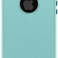 Otterbox commuter Series Case for Apple Iphone 5 & 5S - Reflection (Aqua Blue&mineral Blue)