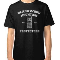 Until Dawn - Blackwood Mountain Protectors by BlueVixenDesign