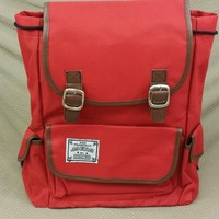 San Francisco 49ers Briefcase Backpack NFL Red