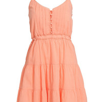 Button Dress, NLY Blush