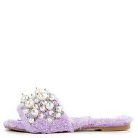 Women's Facil-BP Purple Sandal