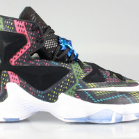 Nike Men's LeBron 13 XIII BHM - Black History Month 2016