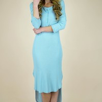 Kaleigh Thermal Dress