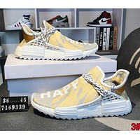 Adidas Human Race Nmd Women Men Casual Running Sports Shoes Sneakers 3#