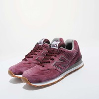 New Balance 574 Mono Suede | Size?