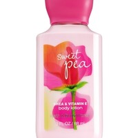 Travel Size Body Lotion Sweet Pea