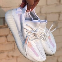 shosouvenir Adidas Yeezy Boost 350v2 Lovers'leisure running shoes