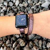 Apple Watch Band, FitBit Ionic, Leather Apple Watch Band, iWatch Band, FitBit Ionic Band, Wearable Tech, Apple Watch Accessories, iWatch