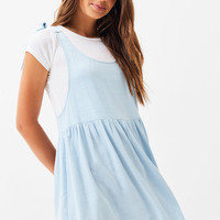 Lottie Moss Tie Strap Babydoll Dress | PacSun