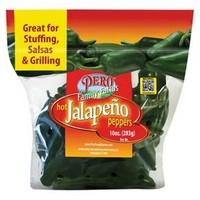 Pero Family Farms Hot Jalapeno Peppers - 10oz