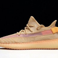 DCCK Adidas Yeezy Boost 350 v2 ' Hyperspace ' Sport Running Shoes Size 36-47