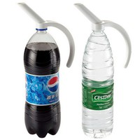 Convenient Plastic Bottled Water Handle Bottled Beverage Handle Glassware Accessories Kitchen Tools