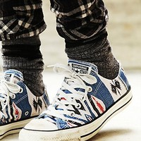 Converse Womens Blanket Ox Chucks