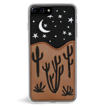 Nightsky Embroidered iPhone 7/8 Plus Case