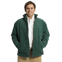 Mariner Jacket Hunter Green Corduroy
