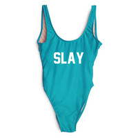 Slay One Piece Swimsuit