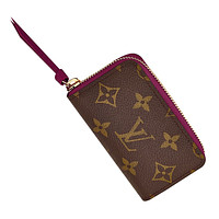 Louis Vuitton Monogram Wallets Canvas Zippy Multicartes M61299 Made in France