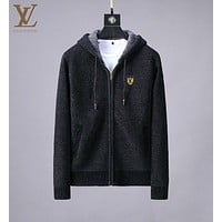 New Arrival Men's Casual Tracksuit Long Sleeve Full-Zip Running Jogging Sports Jacket and Pants Sweater Hoodies T- shirt Jacket Coat