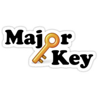 Major Key by sabrinasteckk