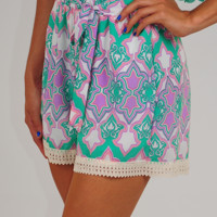 Come With Me Shorts: Multi