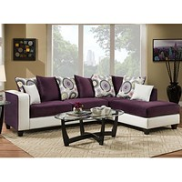 RS-4124-SEC Living Room Sectionals