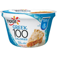 Walmart: Yoplait Greek 100 Calories Blended Apple Pie Fat Free Yogurt, 5.3 oz