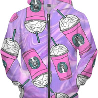 Starbucks Cups Jacket
