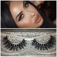 Mink Lashes 3D Lashes Long Lasting Lashes Natural & Lightweight Mink Eyelashes